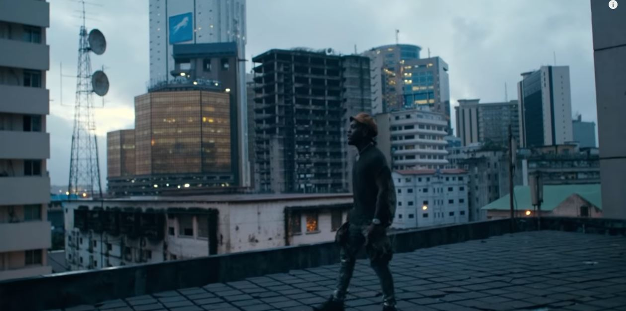 Major Lazer – All My Life (feat. Burna Boy) (Official Music Video)