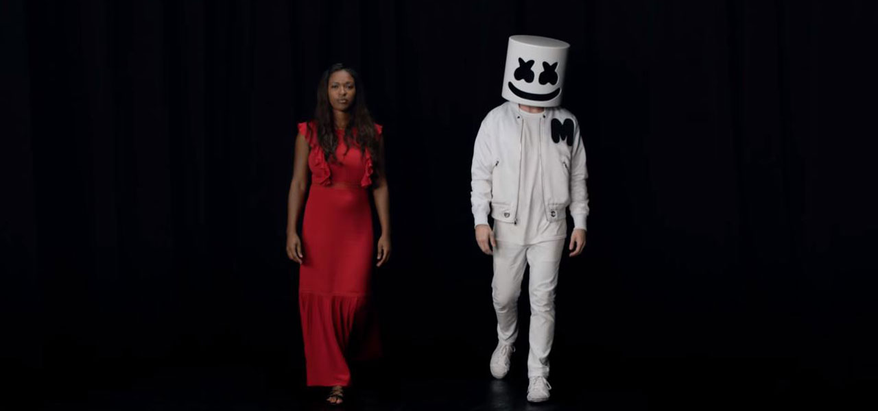 Marshmello x Juicy J – You Can Cry (Ft. James Arthur) (Sign Language Video)