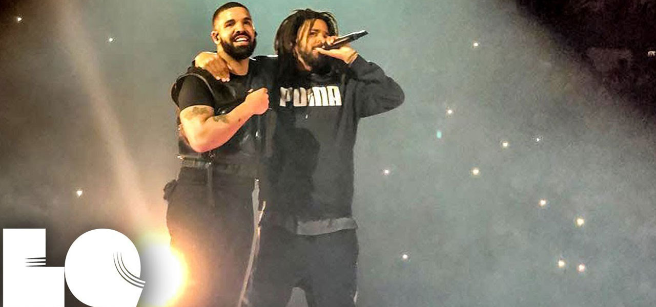 Drake Brings Out J. Cole @ The O2 London Live | Assassination Vacation Tour 2019