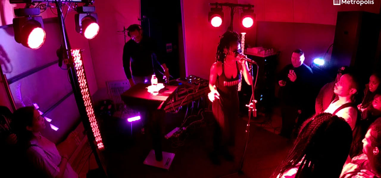 IAMDDB Live at Metropolis Studios, London